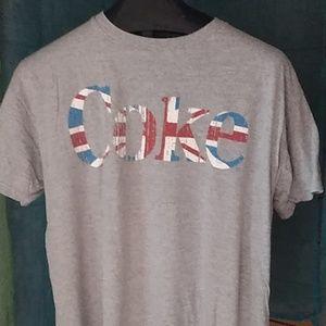 Coke T-shirt size XL
